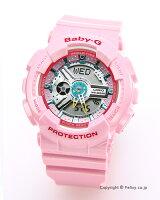 カシオ腕時計BABY-G(ベイビージー)BA-110CA-4A(海外モデル)