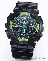 カシオ腕時計G-SHOCK(ジーショック)GA-100LY-1A(海外モデル)