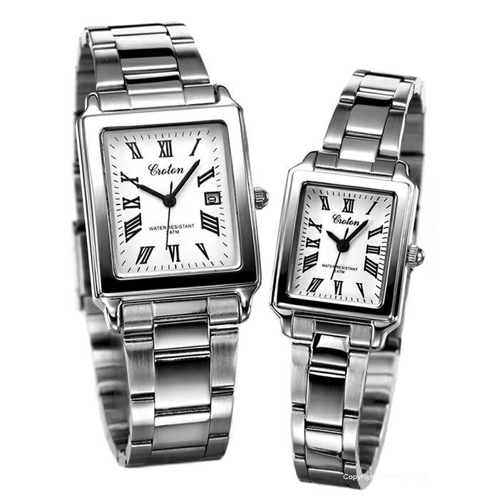 腕時計, ペアウォッチ  CROTON RT-158-C