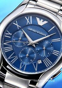 エンポリオアルマーニEMPORIOARMANI腕時計ValenteChronographCollectionAR11082【あす楽】