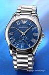 【EMPORIOARMANI】エンポリオ・アルマーニ腕時計ValenteCollection(バレンテコレクション)ブルーAR11085