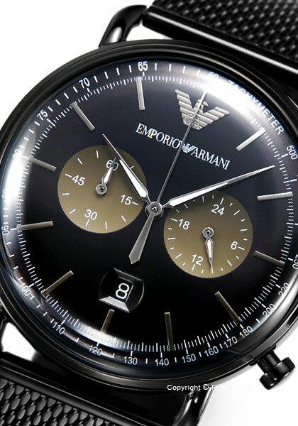 エンポリオアルマーニ 時計 メンズ EMPORIO ARMANI 腕時計 Aviator AR11142 【あす楽】