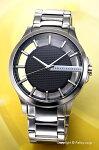 【ArmaniExchange】アルマーニエクスチェンジ腕時計WhitmanRound(ホイットマンラウンド)スケルトン(ブラック)AX2179