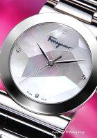 サルヴァトーレフェラガモSalvatoreFerragamo腕時計GrandeMaisonレディスFG2040013