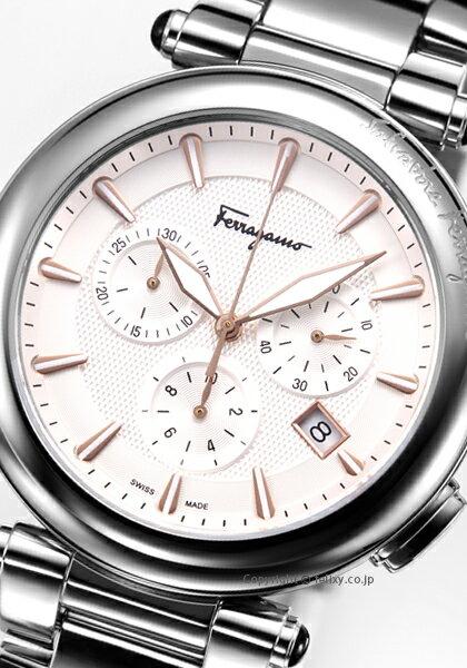 サルヴァトーレ フェラガモ 時計 Salvatore Ferragamo 腕時計 Idillio Chronograph FCP080017
