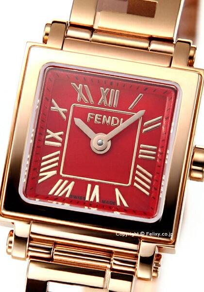フェンディ 時計 FENDI レディース 腕時計 Quadoro Mini  F605527200D