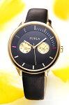 フルラFULRA腕時計Metropolis39(メトロポリス39)ブラック×ゴールドR4251102501【あす楽】