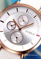 フルラFURLA腕時計Metropolis38ローズゴールド×ホワイトR4251102526【あす楽】