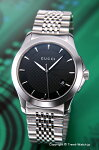 ��GUCCI�ۥ��å��ӻ���G-TimelessCollection(G-������쥹���쥯�����)SS/�֥�å�YA126402