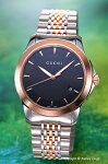 ��GUCCI�ۥ��å��ӻ���G-TimelessCollection(G-������쥹���쥯�����)SPG(�����)/�֥�å�