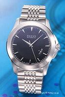【GUCCI】グッチ腕時計G-TimelessCollectionAutomatic(G-タイムレスコレクションオートマチック)ブラックYA126210