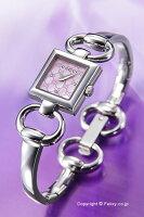 【GUCCI】グッチ腕時計Tornabuoni(トルナブォーニ)ピンクパール(グッチシマダイアルバージョン)×3PダイヤYA120518