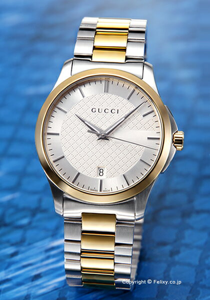 グッチ GUCCI 腕時計 G-Timeless Collection YA126450