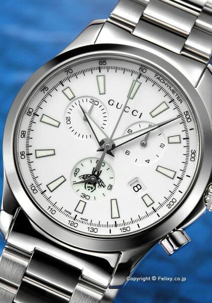 グッチ GUCCI 腕時計 G-Timeless Chronograph YA126472