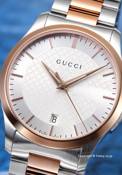 グッチ GUCCI 腕時計 G-Timeless Collection YA126473