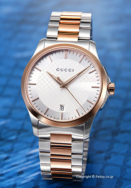 グッチ GUCCI 腕時計 G-Timeless Collection YA126473
