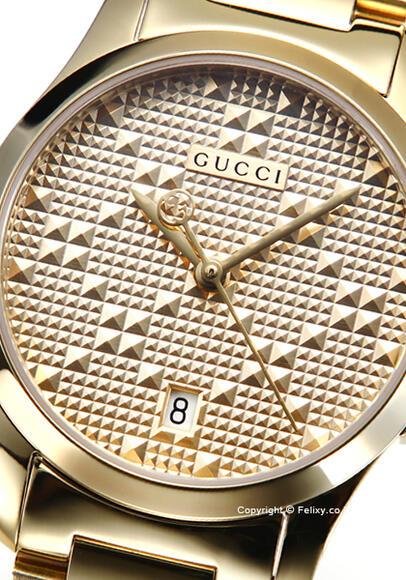 グッチ 時計 GUCCI レディース 腕時計 G-Timeless Collection YA126553 【あす楽】