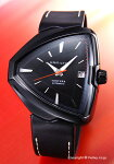 HAMILTONハミルトン腕時計VenturaElvis80Auto(ベンチュラエルヴィス80オート)H24585731