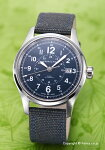 【HAMILTON】ハミルトン腕時計KhakiFieldAuto(カーキフィールドオート)ネイビーH70305943