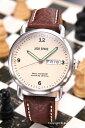 ジャックスペード 腕時計 メンズ JACK SPADE Buckner (バックナー) クリーム WURU0052 【あす楽】