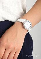 ケイトスペード腕時計レディースKATESPADEホワイト(ブラックドット)1YRU0775【】