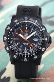 LUMINOX ルミノックス メンズ腕時計 RECON POINT MAN SERIES (リーコン ポイントマン) ブラック(オレンジ) 8821.KM 【あす楽】