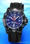 LUMINOXルミノックス腕時計SPECIALOPERATIONSCHALLENGE4220SERIES(スペックオプスチャレンジ)ネイビーブルー/ブラックラバーストラップ4223.SOC.SET
