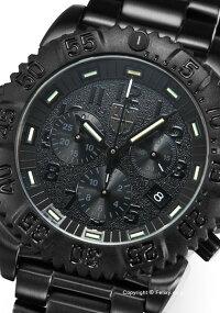 ルミノックスLUMINOX腕時計NAVYSEALsSTEELCOLORMARKCHRONOGRAPH3180SERIES3182.BO.L【あす楽】