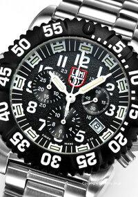 ルミノックスLUMINOX腕時計NAVYSEALsSTEELCOLORMARKCHRONOGRAPH3180SERIES3182.L【あす楽】