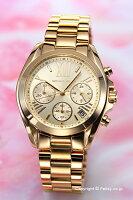 【MICHAELKORS】マイケルコース腕時計BradshawChronographMini(ブラッドショークロノグラフミニ)ゴールドMK5798