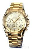 MICHAEL KORS マイケルコース 腕時計 Bradshaw Chronograph (ブラッドショー クロノグラフ) ゴールド MK5605
