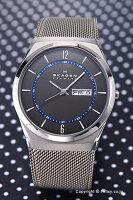 【SKAGEN】スカーゲン腕時計Activ(アクティブ)グレー×ネイビーSKW6078