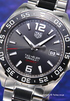 タグホイヤーTAGHEUER腕時計フォーミュラ1グレーWAZ2011.BA0843