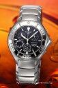 ティソ TISSOT 腕時計 Olympics Limited Edition Athens 2004 ブラック T12.1.586.91 【あす楽】