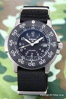 【TRASER】トレーサー腕時計CommanderForce(コマンダーフォース)TI(チタン)/ブラックP6506.430.32.02