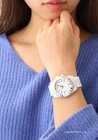 VivienneWestwoodヴィヴィアンウエストウッドVV048RSWH腕時計スローンホワイト×ローズゴールド