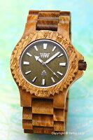 【WEWOOD】ウィーウッド腕時計Date(デイト)アーミー