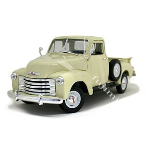 1953 CHEVROLET 3100 Pick Up wht 1/18 welly 6900円 【ダイキャストカー,シボレー,3100,アイボ...