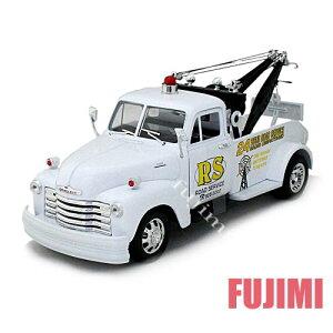 1953 Chevrolet Tow Truck wht 1/24 WELLY NEX 2686円【シボレー ピックアップ アメ車 トラック...