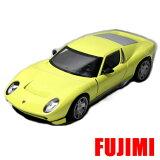 Lamborghini Miura Concept yel 1/24 MOTORMAX 3546円【 ミウラ ランボルギーニ スーパーカー ミニカー コンセプトカー モーターマックス ダイキャストカー 】【コンビニ受取対応商品】