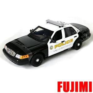 2001 Ford Crown Victoria Police Intercepter SAN GABRIEL 1/18 Motormax 8241円 【 カリフォルニア州 サン ガブリエル パトカー インターセプター ミニカー 警察 モーターマックス アメリカンポリス ダイキャスト