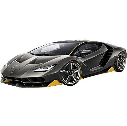車, ミニカー・トイカー  118 4455 Lamborghini CENTENARIO 1:18 Maisto grey