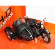 HARLEY-DAVIDSON CUSTOM 1948 FL SIDECAR 1/18 maisto 2686円【 ハーレー カスタム サイドカー ミニカー マイスト ダイキャストカー バイク モーターサイクル 】