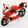 MV AGUSTA F4RR 1/12 MAISTO MOTORCYCLE 2223円 【 アグスタ バイク モーターサイクル ダイキャスト モデル 二輪 】【コンビニ受取対応商品】