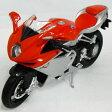 MV AGUSTA F4 1/12 MAISTO MOTORCYCLE 2223円 【 アグスタ バイク モーターサイクル ダイキャスト モデル 二輪 スーパー バイク 】【コンビニ受取対応商品】