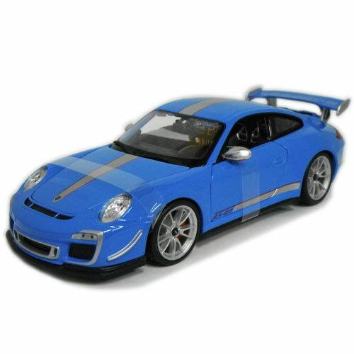 車, ミニカー・トイカー Porsche 911 GT3 RS 4.0 Blue 118 Maisto 3030 151028