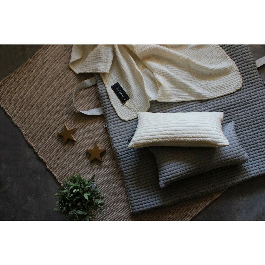イブルお昼寝バッグ 星と月の刺繍 刺繍がすこしだけ大きくリニューアル!  ※枕、ブランケットは別売りです