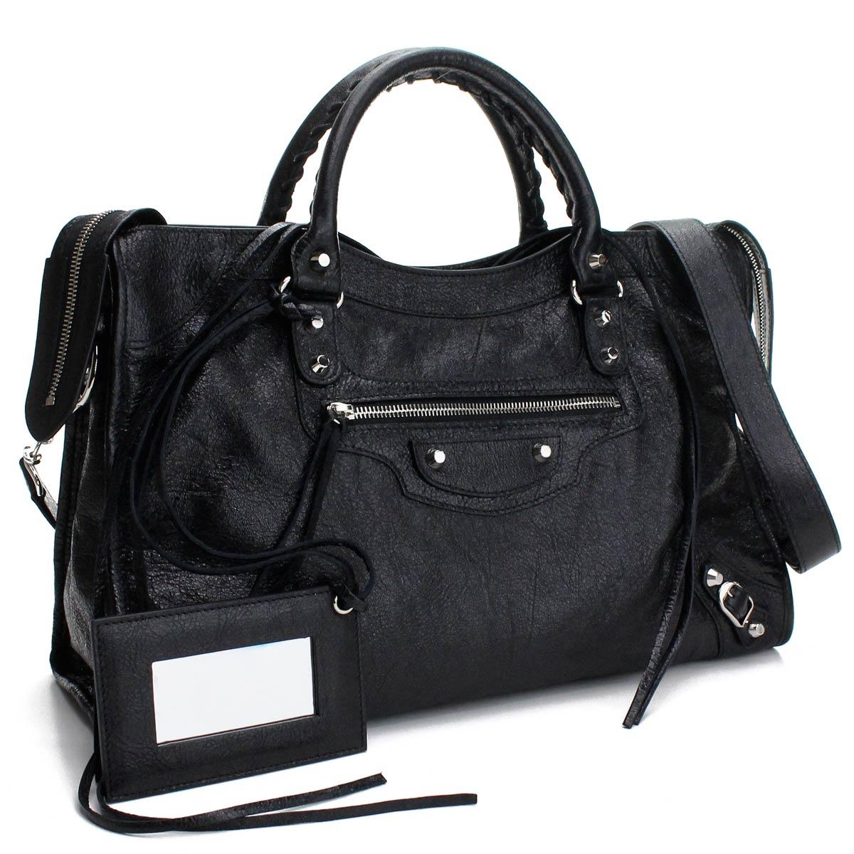 レディースバッグ, ハンドバッグ  BALENCIAGA CLASSIC CITY 2way 505550 D94JN 1000 ladies bag brand
