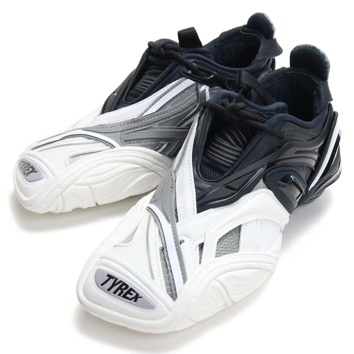 レディース靴, スニーカー  BALENCIAGA TYREX 617517 W2CB1 1090 bos-09 shoes-01