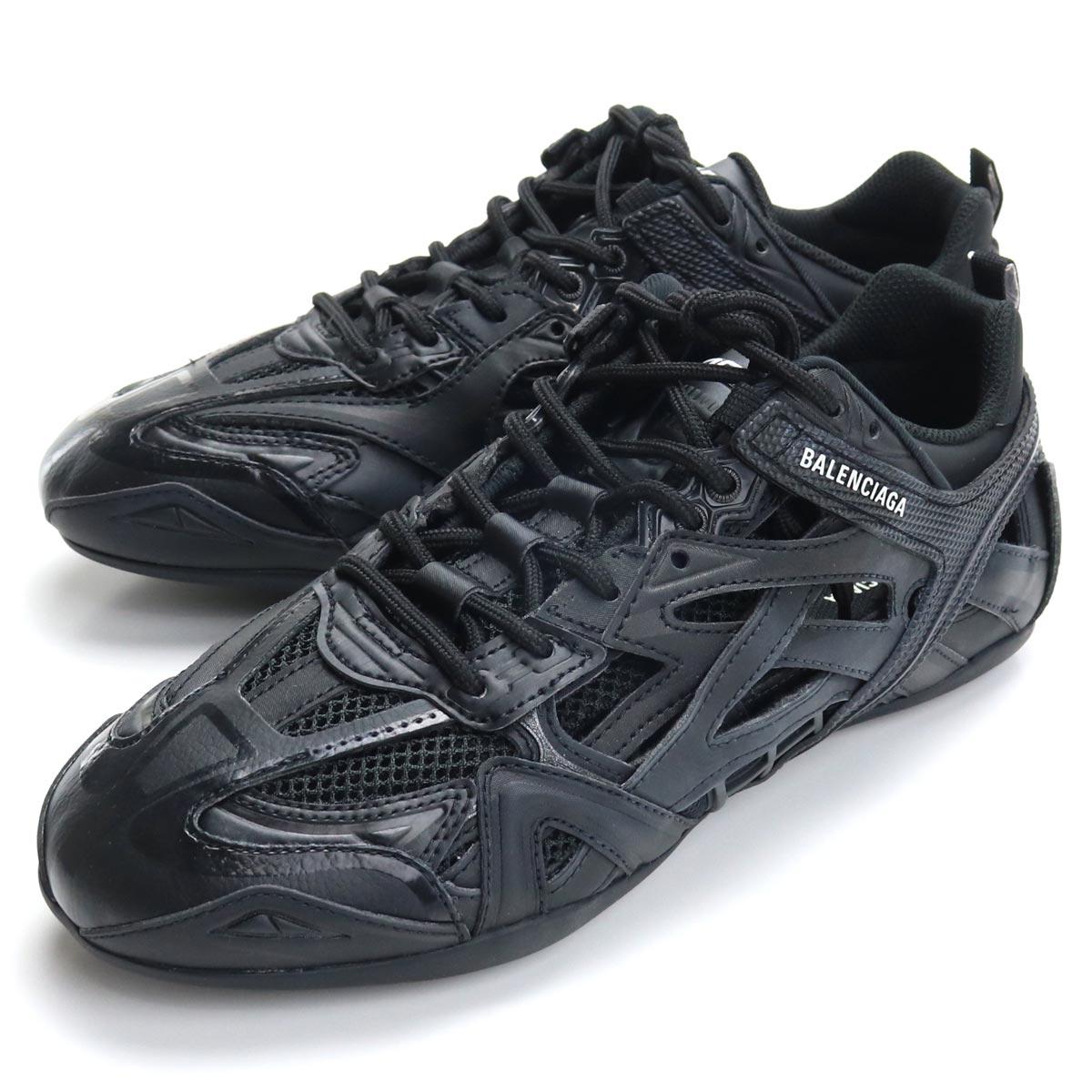 メンズ靴, スニーカー  BALENCIAGA Drive 624343 W2FN1 1000 bos-09 shoes-01